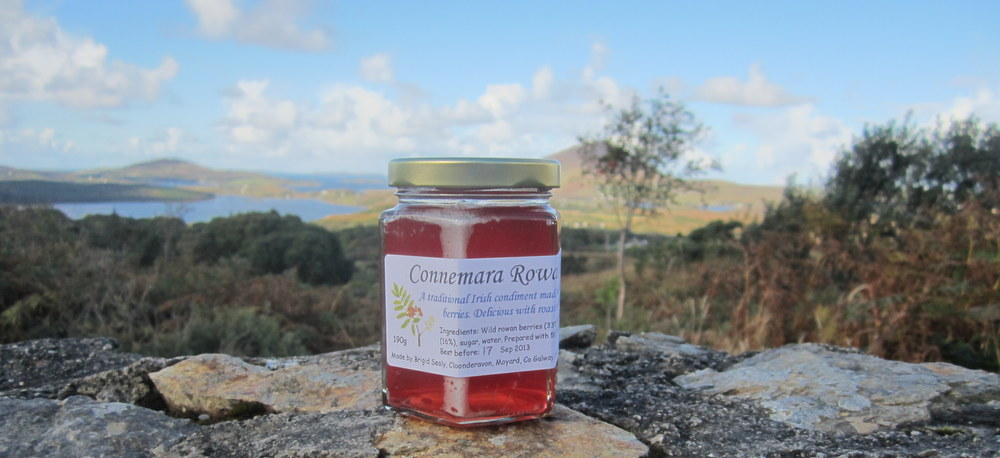 Connemara Rowan Jelly